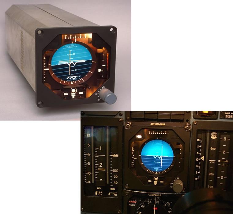 C-5B ADI – Aircraft Instruments – Aviation Instrument Technologies, Inc